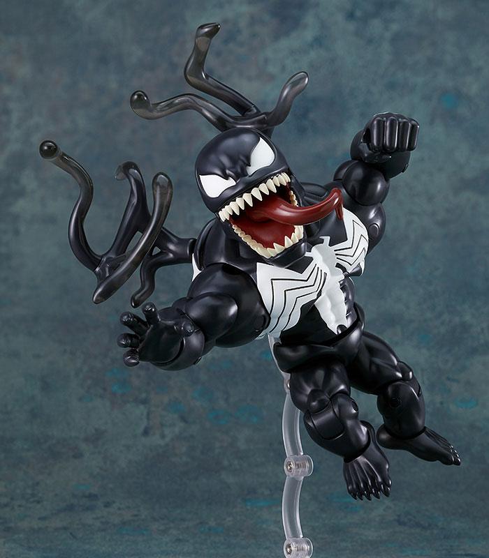 ねんどろいど『ヴェノム』マーベル・コミック デフォルメ可動フィギュア-006