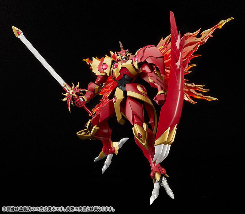 MODEROID『炎神レイアース』魔法騎士レイアース プラモデル-002