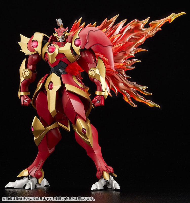 MODEROID『炎神レイアース』魔法騎士レイアース プラモデル-003