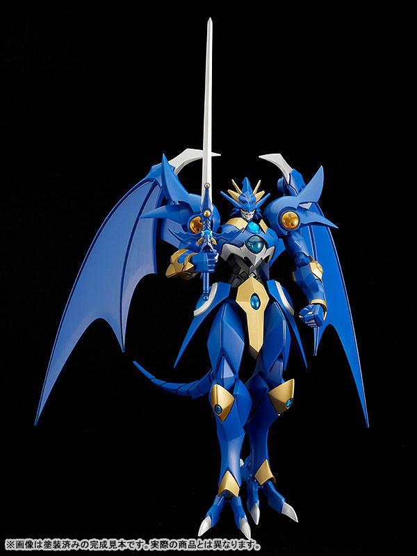 MODEROID『炎神レイアース』魔法騎士レイアース プラモデル-012