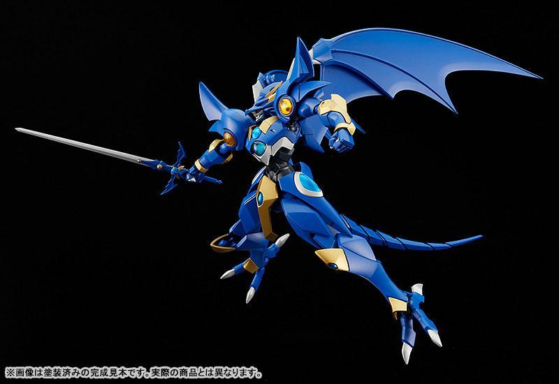 MODEROID『炎神レイアース』魔法騎士レイアース プラモデル-014