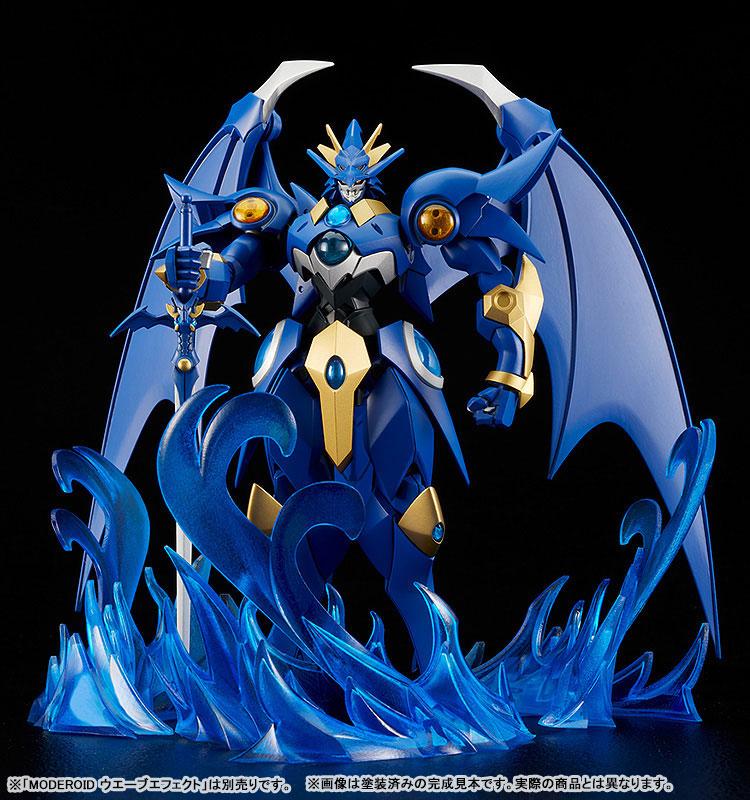 MODEROID『炎神レイアース』魔法騎士レイアース プラモデル-017