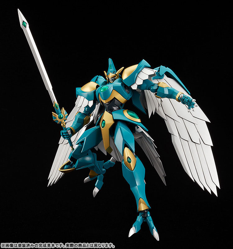 MODEROID『炎神レイアース』魔法騎士レイアース プラモデル-020
