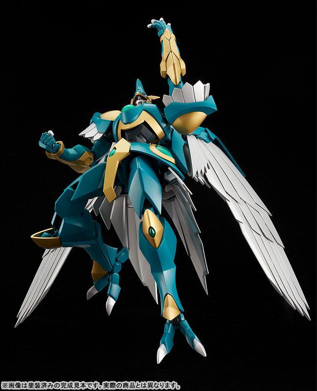 MODEROID『炎神レイアース』魔法騎士レイアース プラモデル-022
