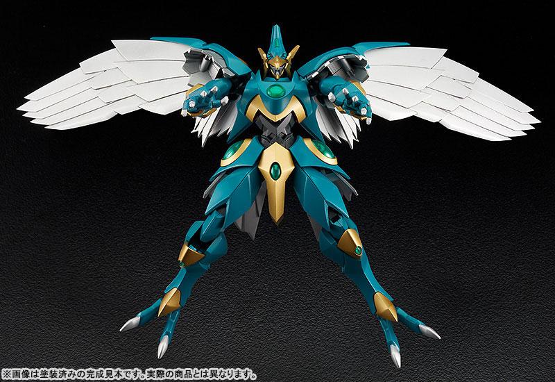 MODEROID『炎神レイアース』魔法騎士レイアース プラモデル-023