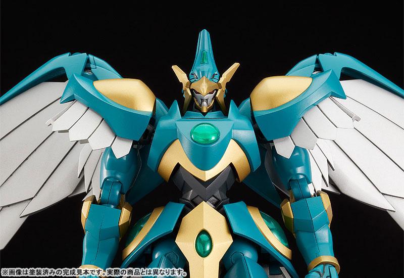 MODEROID『炎神レイアース』魔法騎士レイアース プラモデル-024