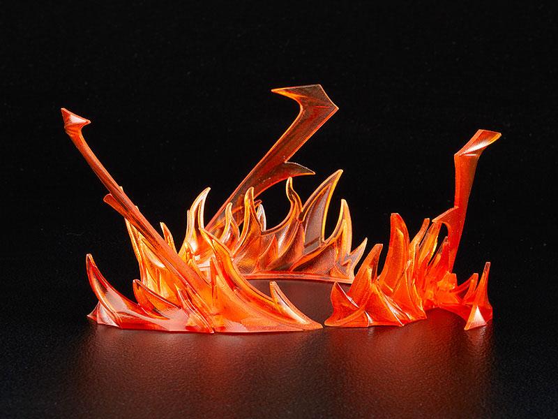 MODEROID『炎神レイアース』魔法騎士レイアース プラモデル-030