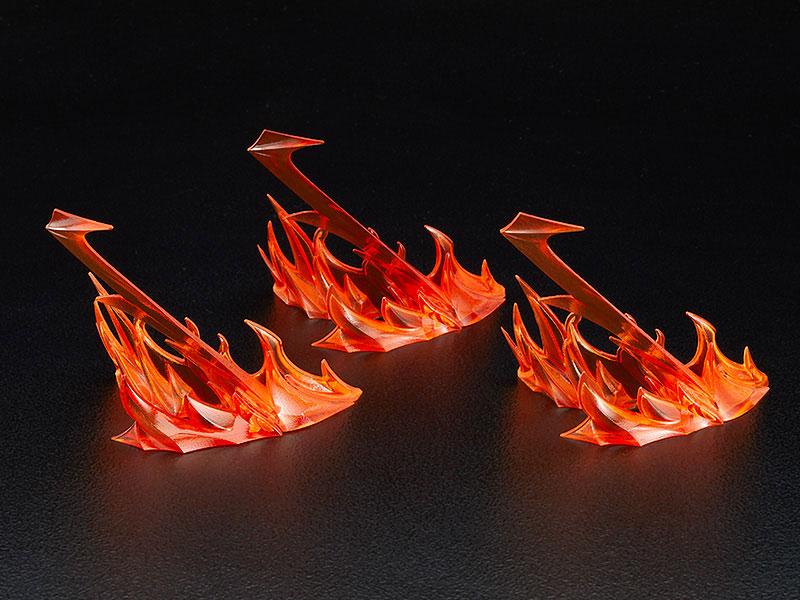 MODEROID『炎神レイアース』魔法騎士レイアース プラモデル-031