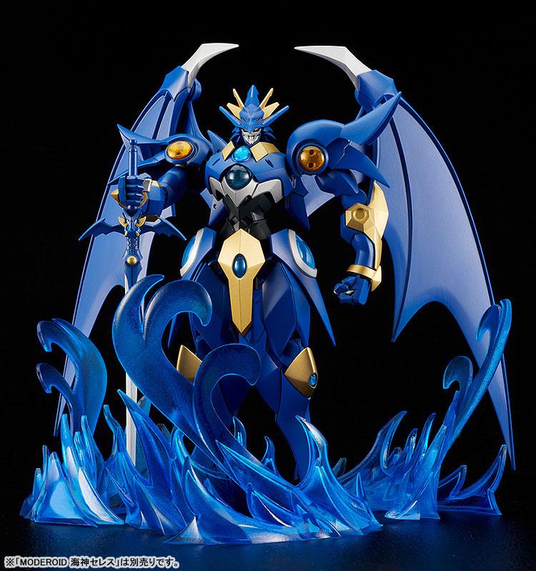 MODEROID『炎神レイアース』魔法騎士レイアース プラモデル-037