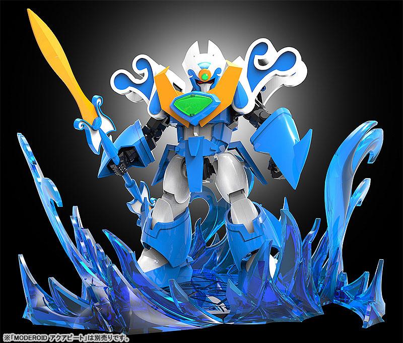 MODEROID『炎神レイアース』魔法騎士レイアース プラモデル-038