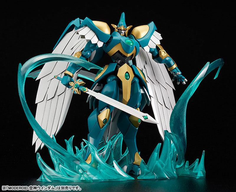 MODEROID『炎神レイアース』魔法騎士レイアース プラモデル-042