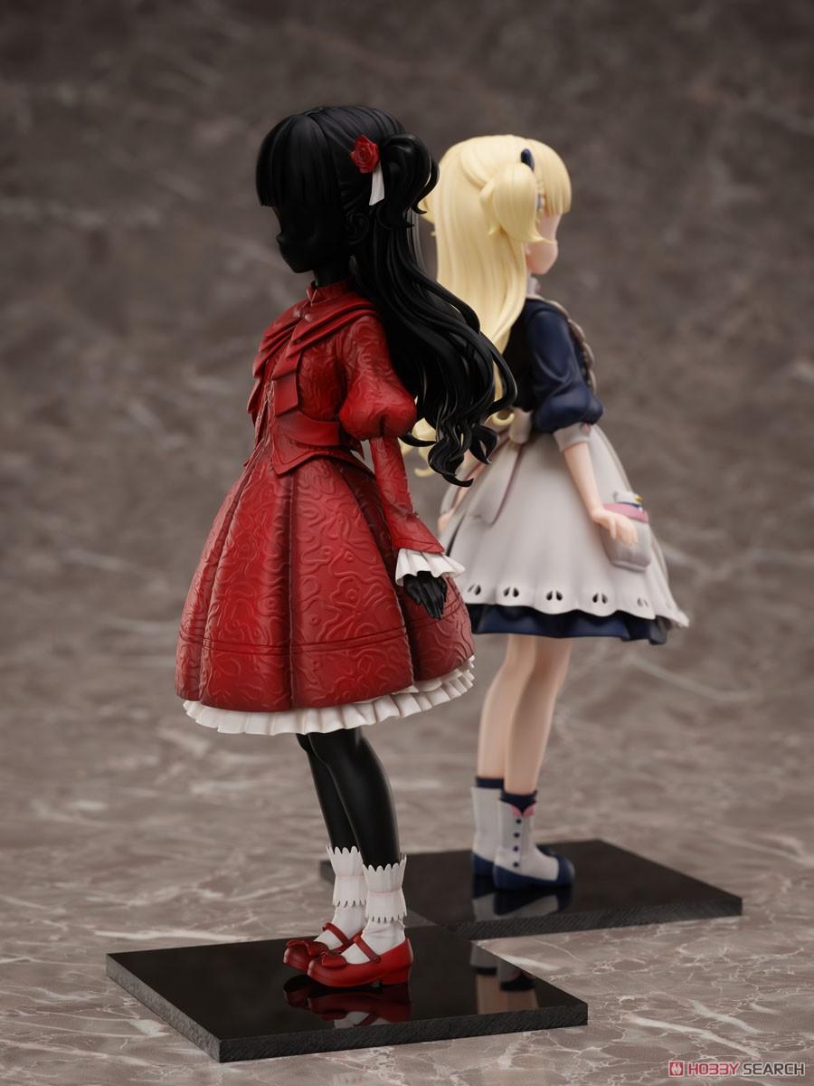 シャドーハウス『ケイト&エミリコ』1/7 完成品フィギュア-009