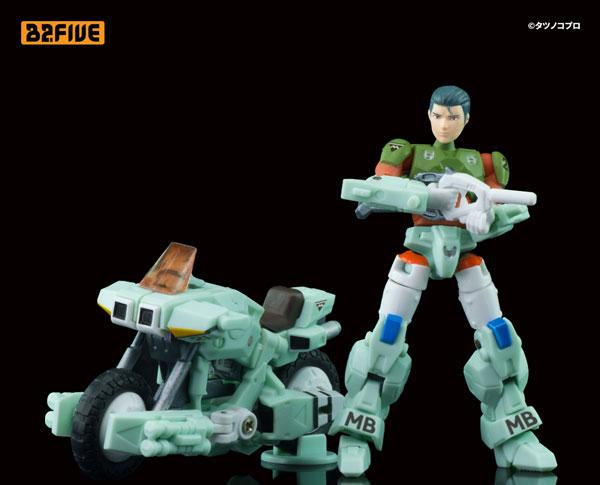 B2FIVE『モスピーダ VR-052F スティックタイプ』機甲創世記モスピーダ デフォルメ可動フィギュア