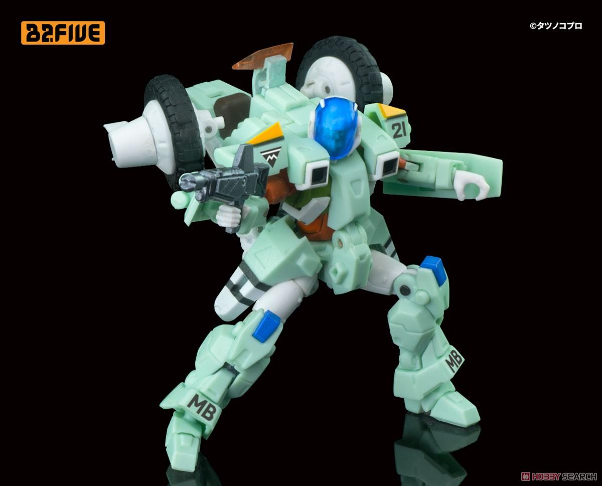 B2FIVE『モスピーダ VR-052F スティックタイプ』機甲創世記モスピーダ デフォルメ可動フィギュア-002