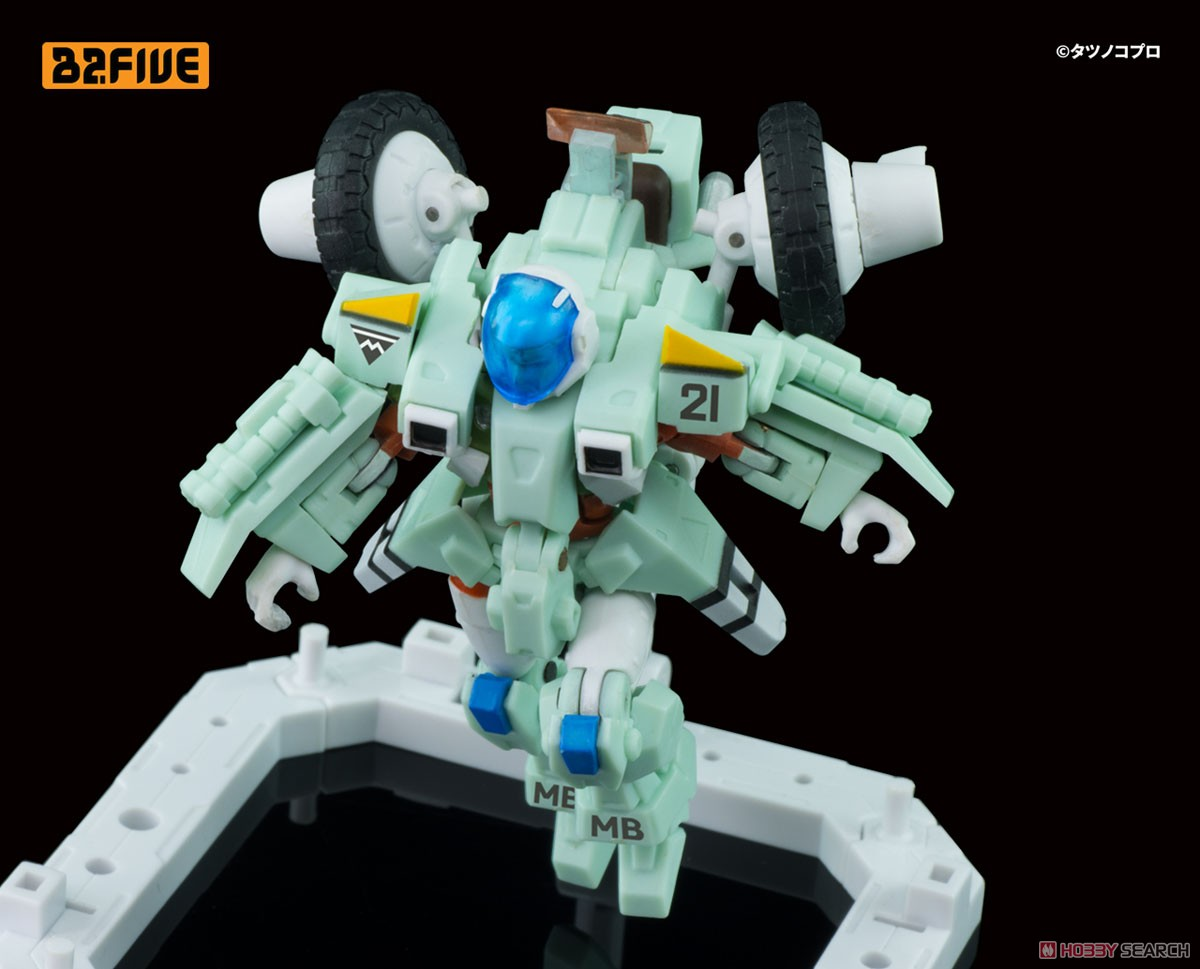 B2FIVE『モスピーダ VR-052F スティックタイプ』機甲創世記モスピーダ デフォルメ可動フィギュア-004