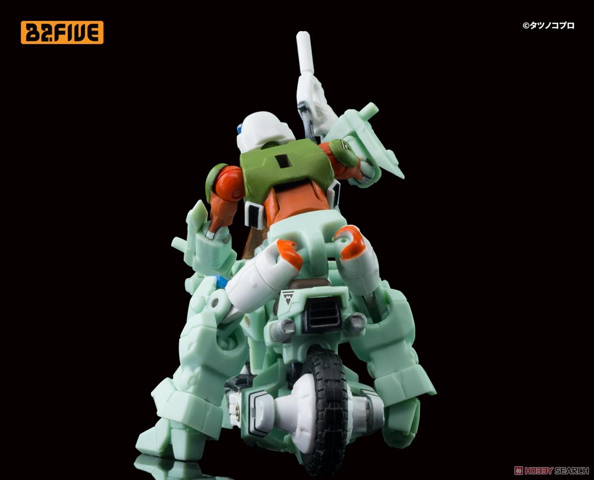 B2FIVE『モスピーダ VR-052F スティックタイプ』機甲創世記モスピーダ デフォルメ可動フィギュア-009