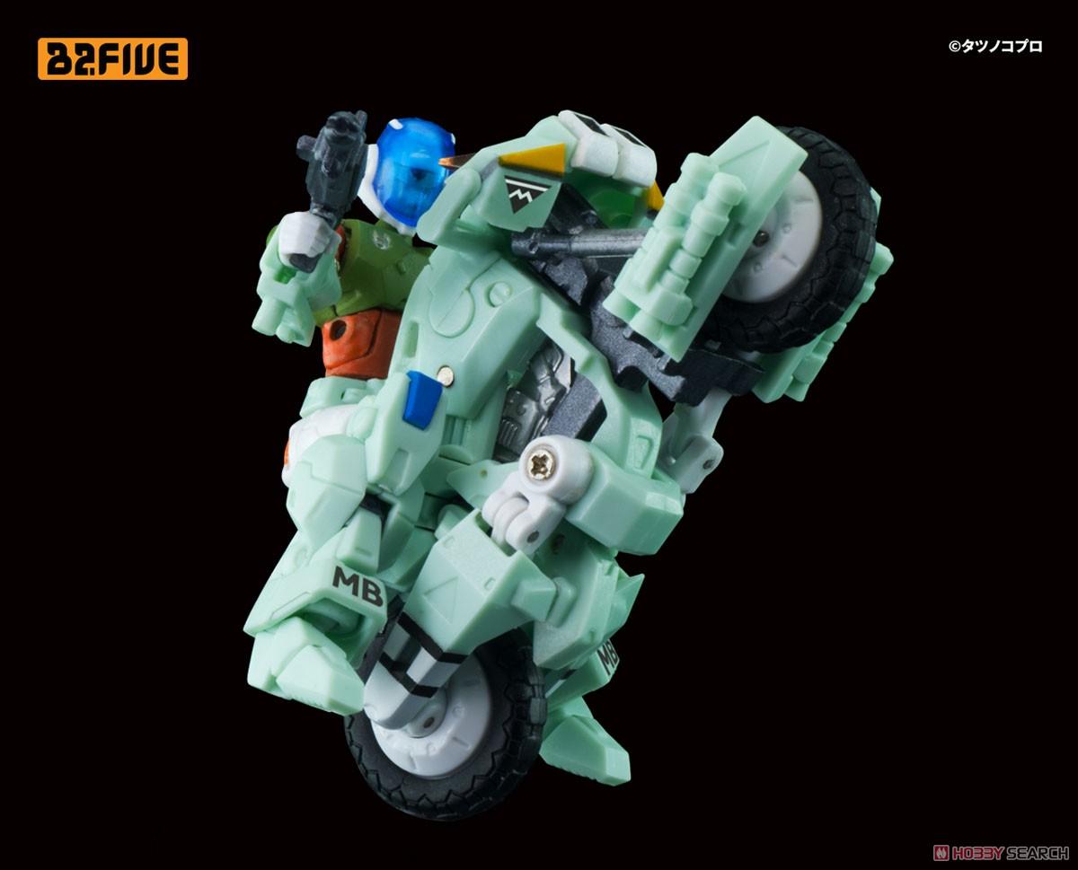 B2FIVE『モスピーダ VR-052F スティックタイプ』機甲創世記モスピーダ デフォルメ可動フィギュア-010
