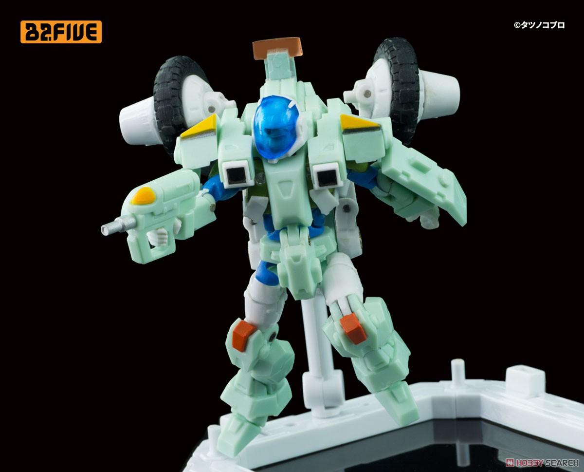 B2FIVE『モスピーダ VR-052F スティックタイプ』機甲創世記モスピーダ デフォルメ可動フィギュア-013