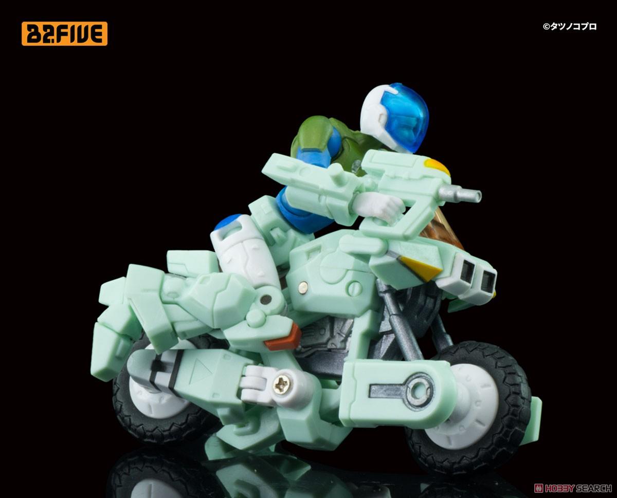 B2FIVE『モスピーダ VR-052F スティックタイプ』機甲創世記モスピーダ デフォルメ可動フィギュア-018