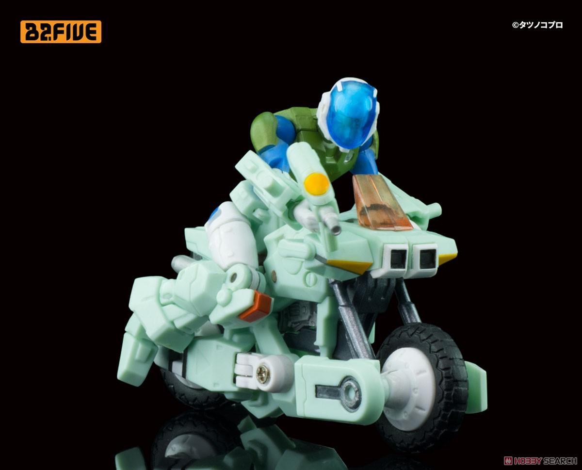 B2FIVE『モスピーダ VR-052F スティックタイプ』機甲創世記モスピーダ デフォルメ可動フィギュア-019