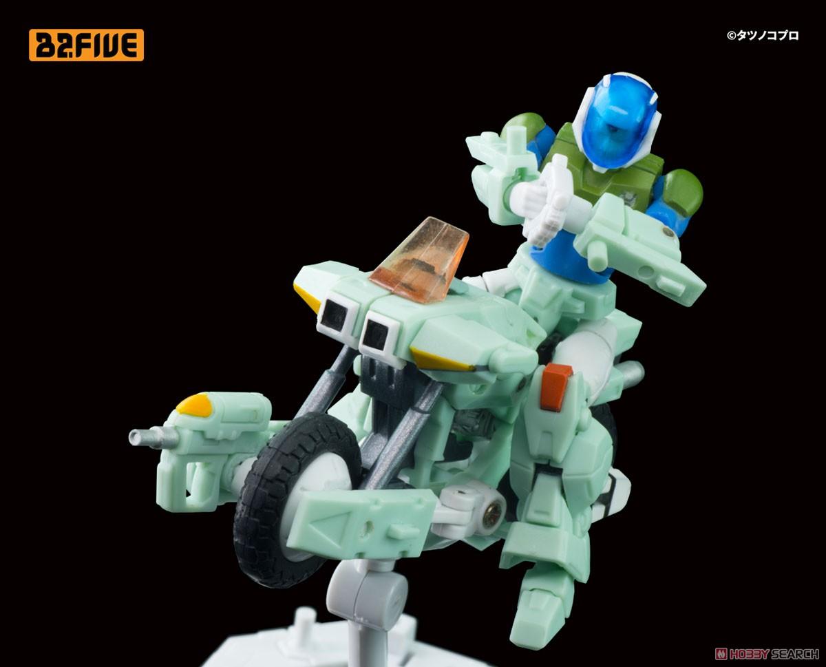 B2FIVE『モスピーダ VR-052F スティックタイプ』機甲創世記モスピーダ デフォルメ可動フィギュア-020