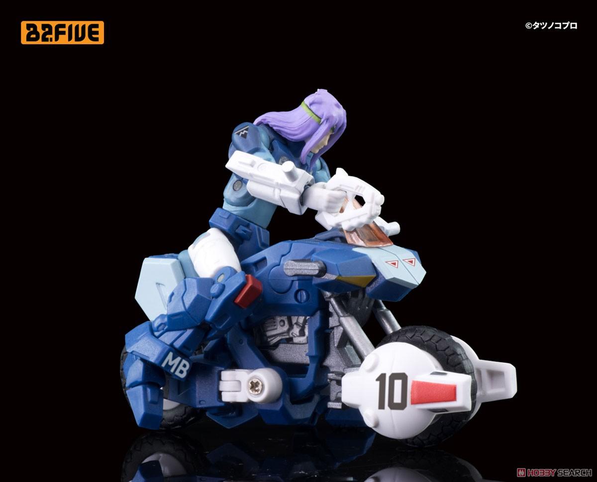 B2FIVE『モスピーダ VR-052F スティックタイプ』機甲創世記モスピーダ デフォルメ可動フィギュア-025