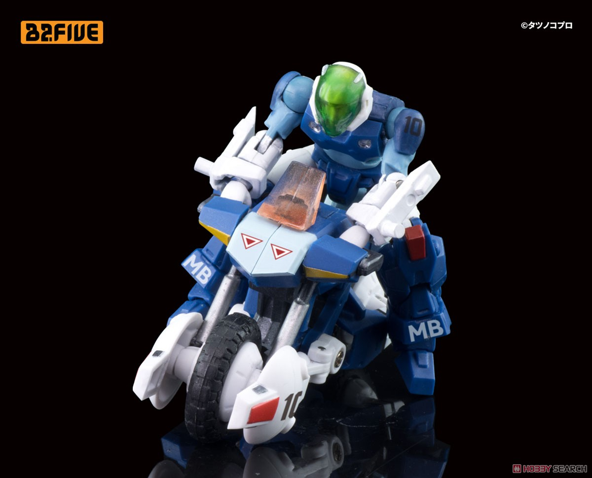 B2FIVE『モスピーダ VR-052F スティックタイプ』機甲創世記モスピーダ デフォルメ可動フィギュア-027