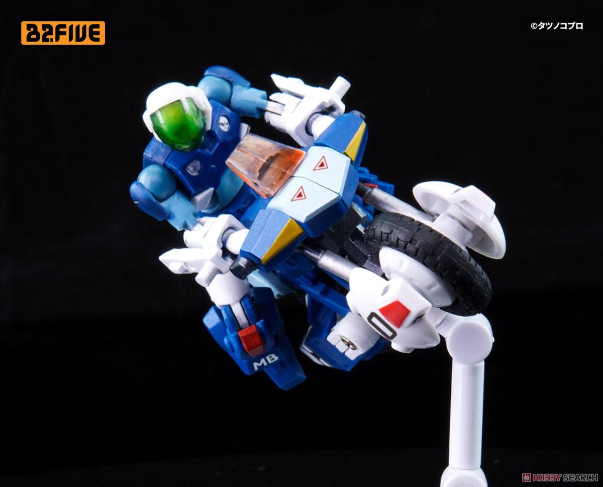 B2FIVE『モスピーダ VR-052F スティックタイプ』機甲創世記モスピーダ デフォルメ可動フィギュア-028