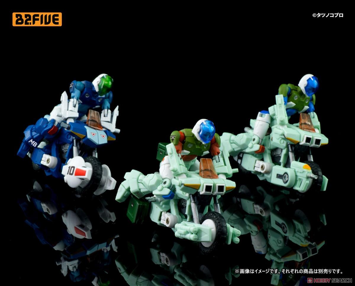 B2FIVE『モスピーダ VR-052F スティックタイプ』機甲創世記モスピーダ デフォルメ可動フィギュア-037