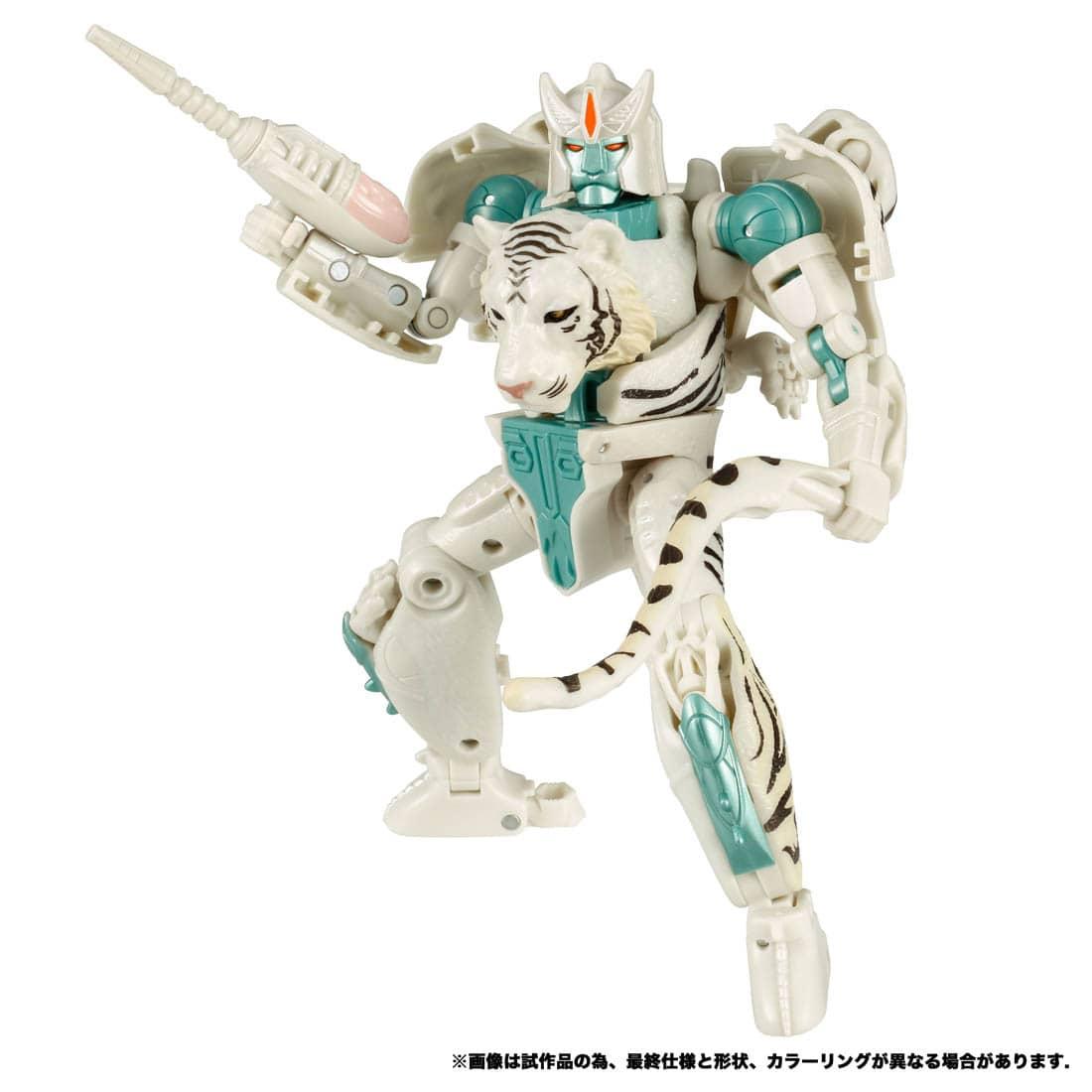 トランスフォーマー キングダム『KD-14 タイガトロン』可変可動フィギュア-001
