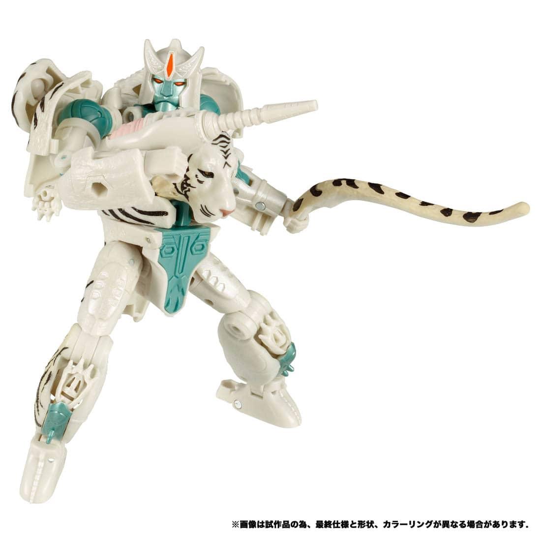トランスフォーマー キングダム『KD-14 タイガトロン』可変可動フィギュア-003