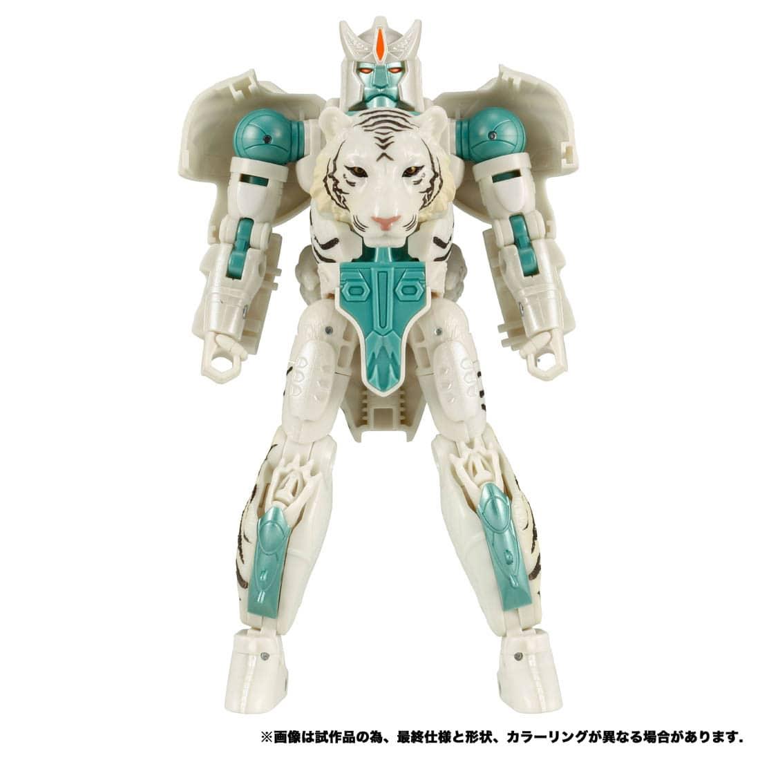 トランスフォーマー キングダム『KD-14 タイガトロン』可変可動フィギュア-004