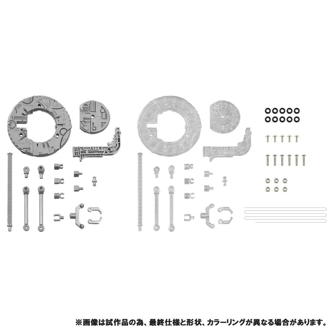 トランスフォーマー『反重力台座テンセグベース オプティマスプライム セット』可変可動フィギュア-005