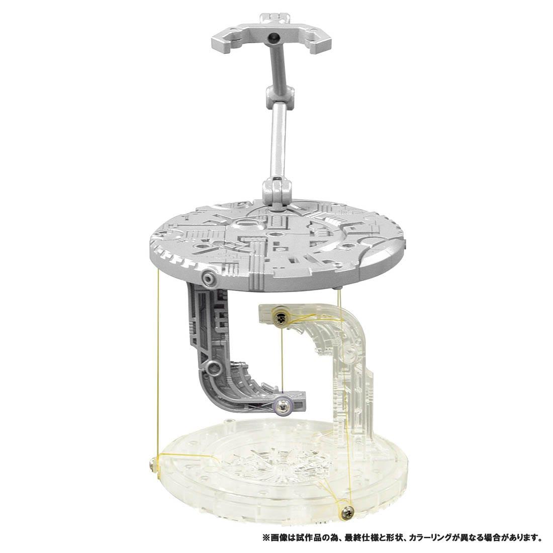 トランスフォーマー『反重力台座テンセグベース オプティマスプライム セット』可変可動フィギュア-009