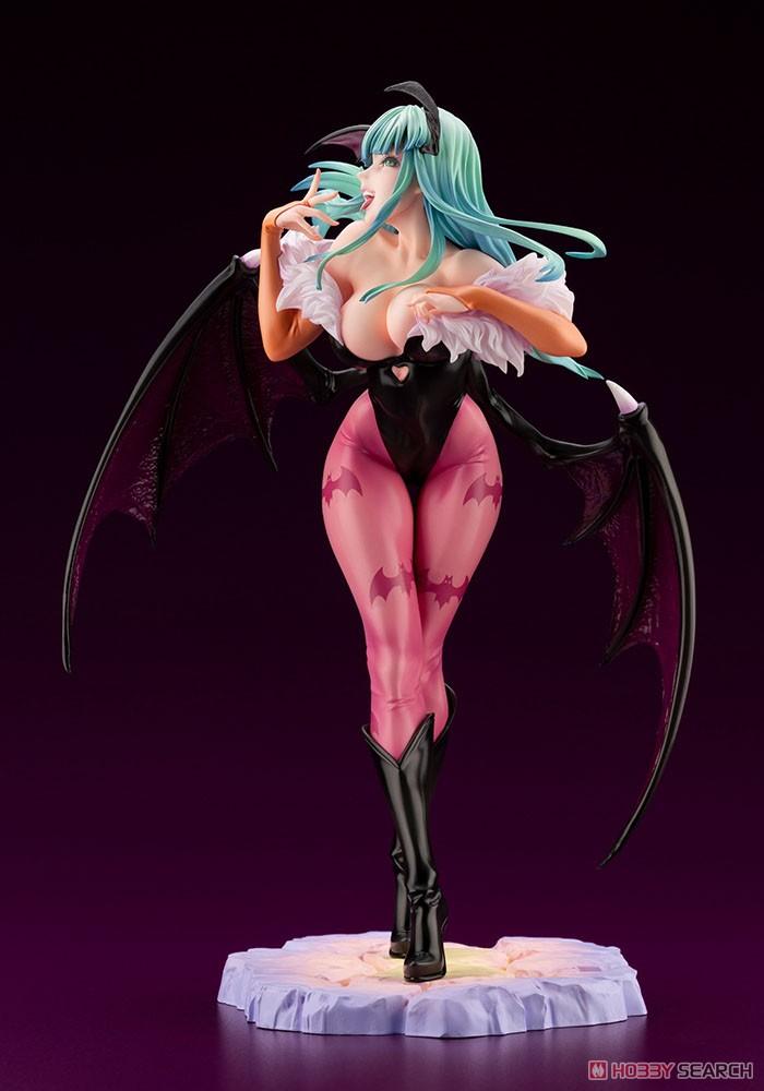 ヴァンパイア美少女『モリガン』ヴァンパイア/DARKSTALKERS 1/7 完成品フィギュア-005