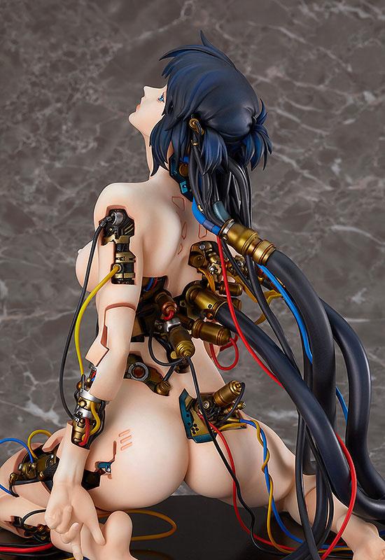 【限定販売】GHOST IN THE SHELL/攻殻機動隊『草薙素子』1/4 完成品フィギュア-005