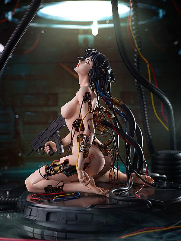 【限定販売】GHOST IN THE SHELL/攻殻機動隊『草薙素子』1/4 完成品フィギュア-008