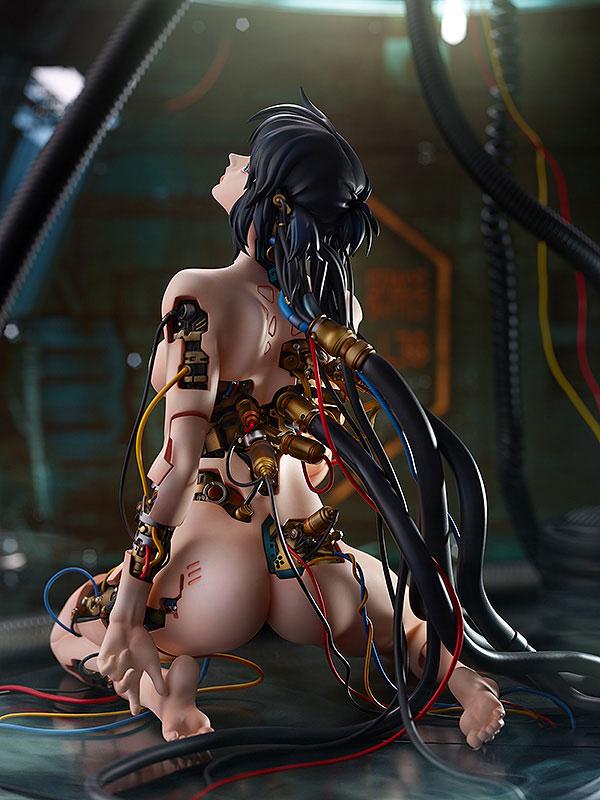 【限定販売】GHOST IN THE SHELL/攻殻機動隊『草薙素子』1/4 完成品フィギュア-009