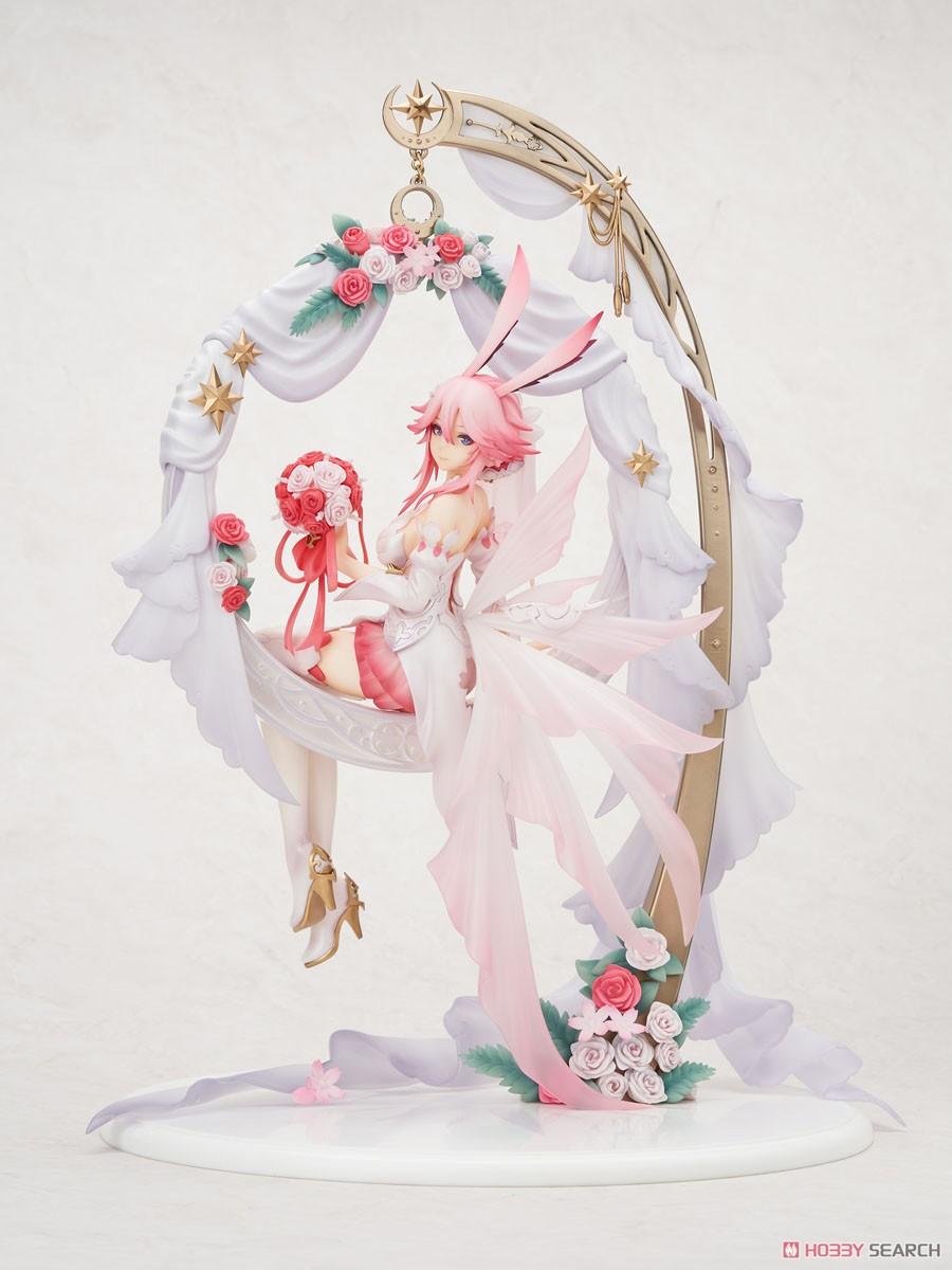 崩壊3rd『八重桜 綺羅の幻想Ver.』1/7 完成品フィギュア-001
