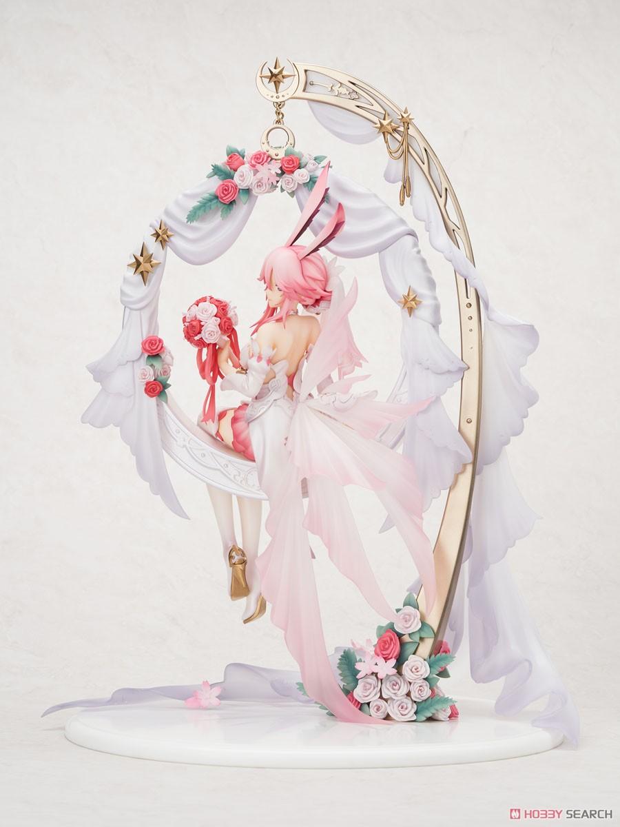 崩壊3rd『八重桜 綺羅の幻想Ver.』1/7 完成品フィギュア-002