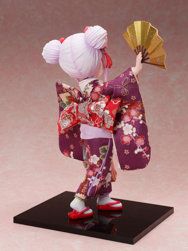 吉徳×F:NEX『カンナ -日本人形-』小林さんちのメイドラゴン 1/4 完成品フィギュア-005