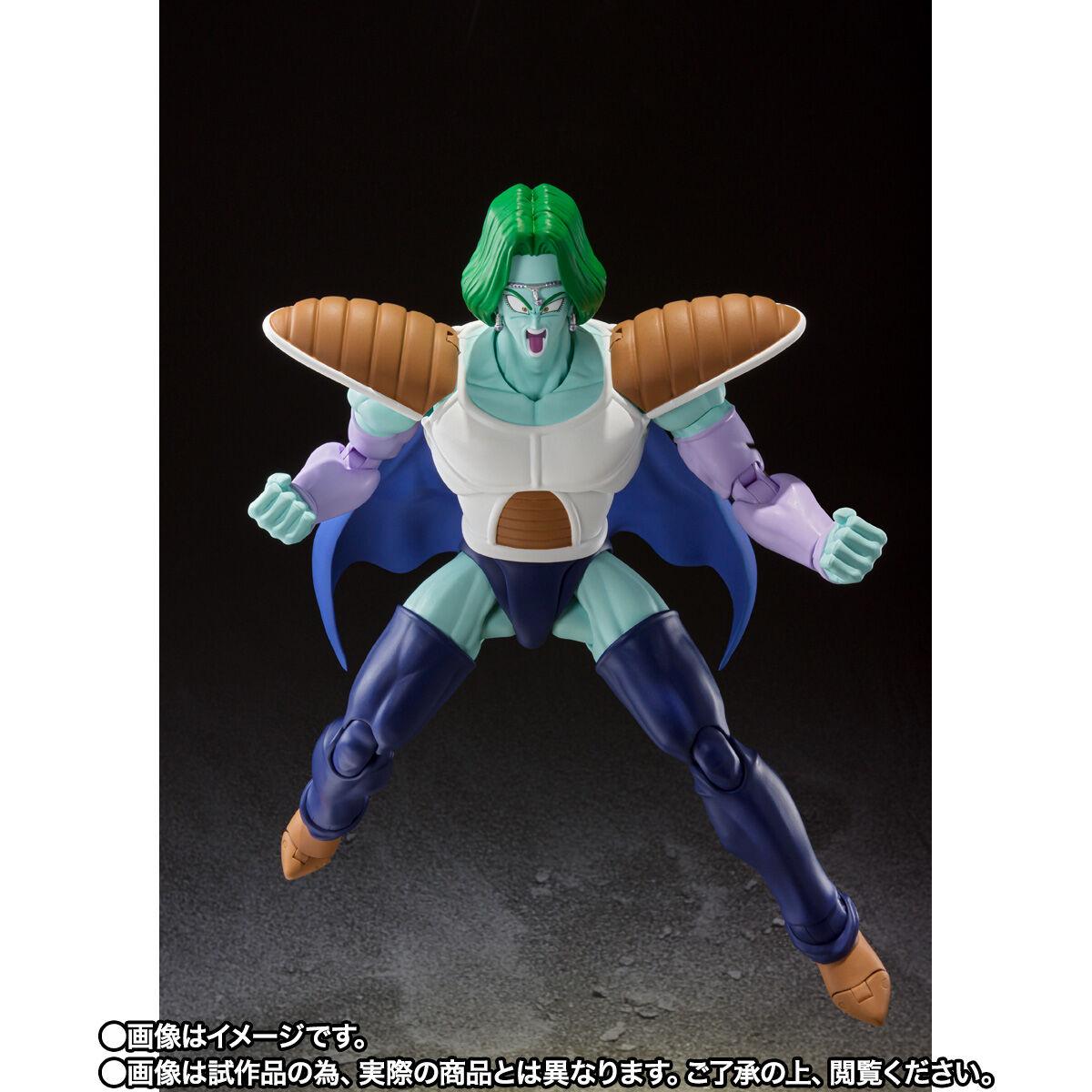 【限定販売】S.H.Figuarts『ザーボン』ドラゴンボールZ 可動フィギュア-003