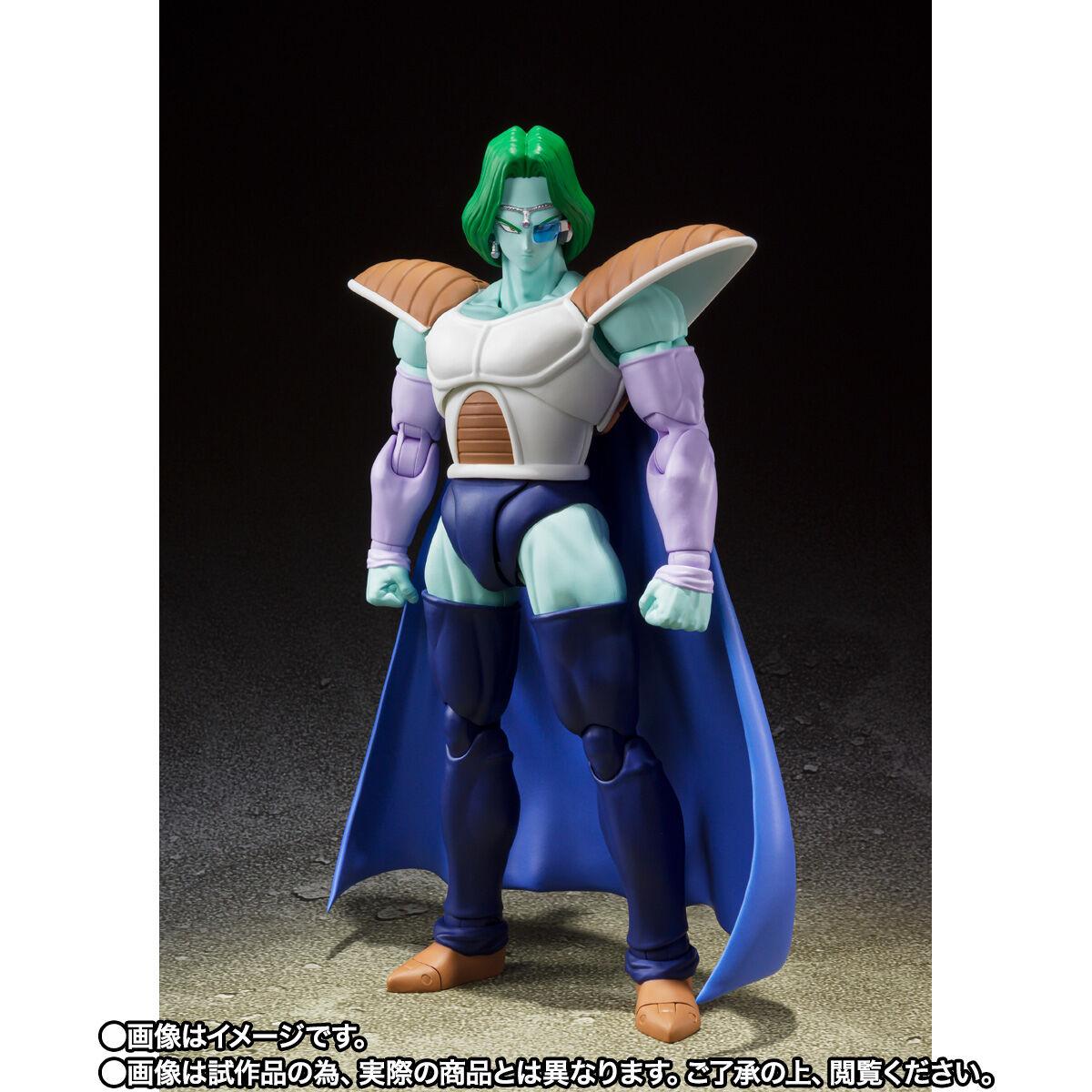 【限定販売】S.H.Figuarts『ザーボン』ドラゴンボールZ 可動フィギュア-004