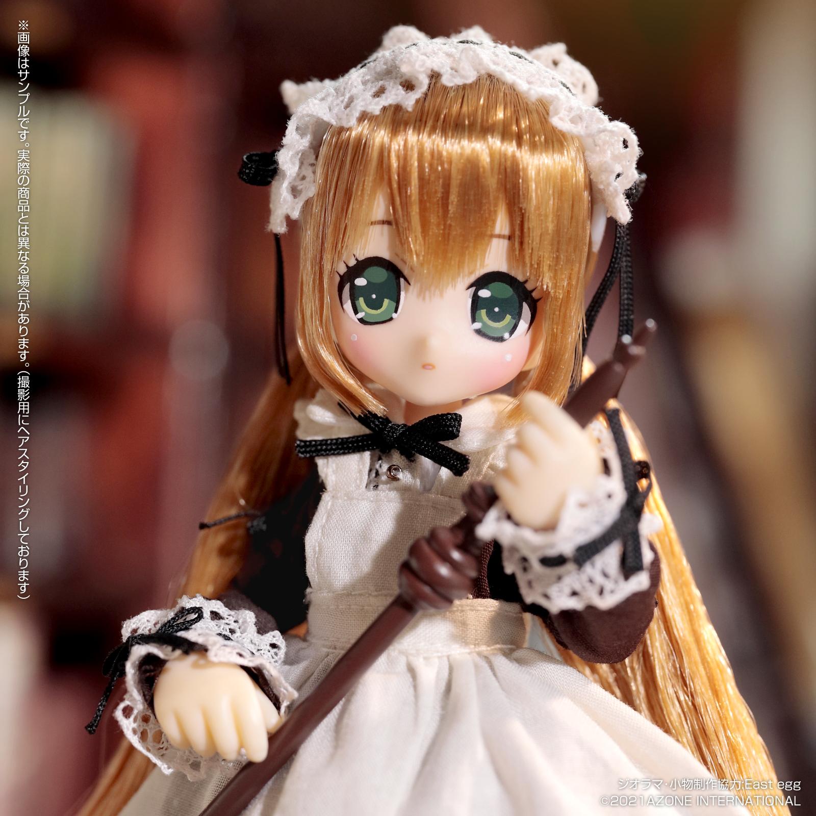 Lil'Fairy ~ちいさなお手伝いさん~『リプー 7th anniv.(ノーマル口ver.)』1/12 完成品ドール-003
