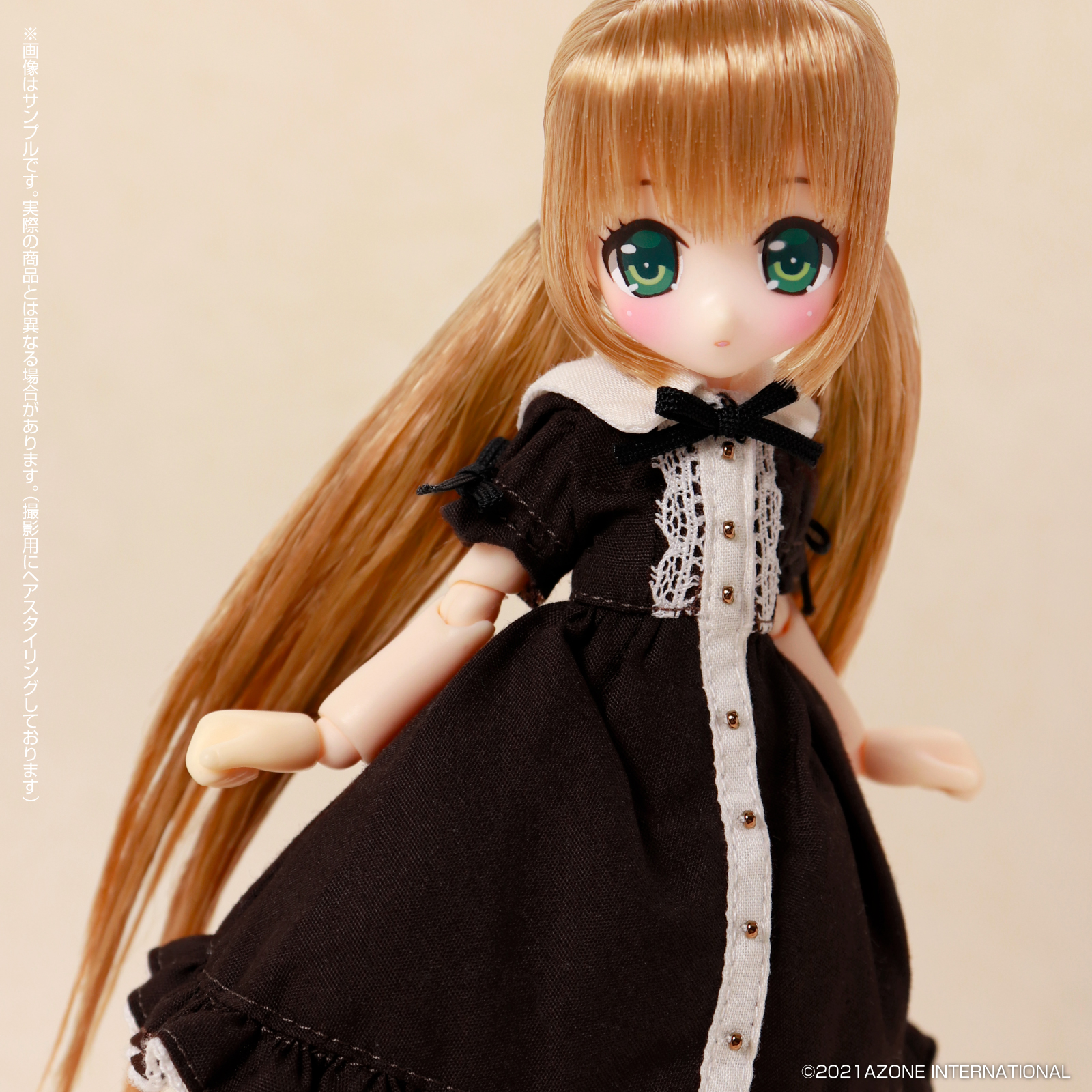 Lil'Fairy ~ちいさなお手伝いさん~『リプー 7th anniv.(ノーマル口ver.)』1/12 完成品ドール-004