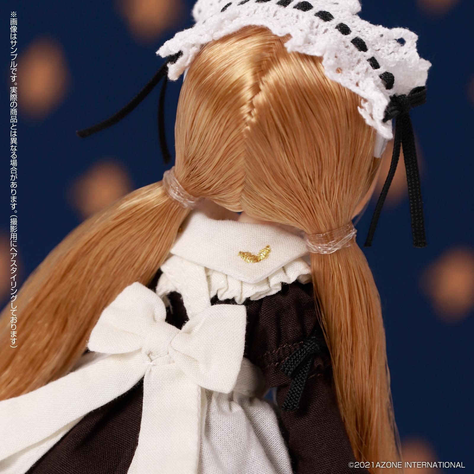 Lil'Fairy ~ちいさなお手伝いさん~『リプー 7th anniv.(ノーマル口ver.)』1/12 完成品ドール-005
