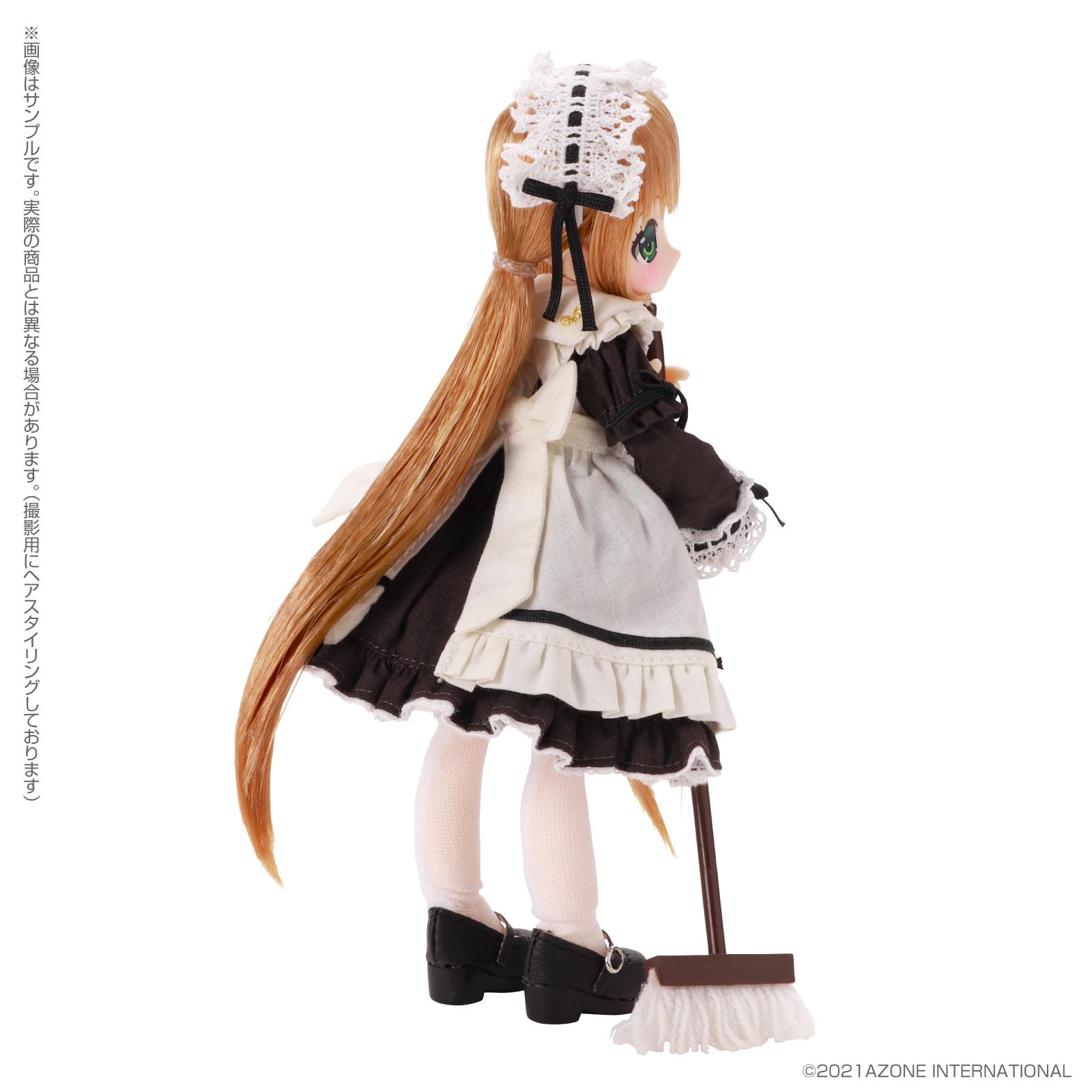 Lil'Fairy ~ちいさなお手伝いさん~『リプー 7th anniv.(ノーマル口ver.)』1/12 完成品ドール-008