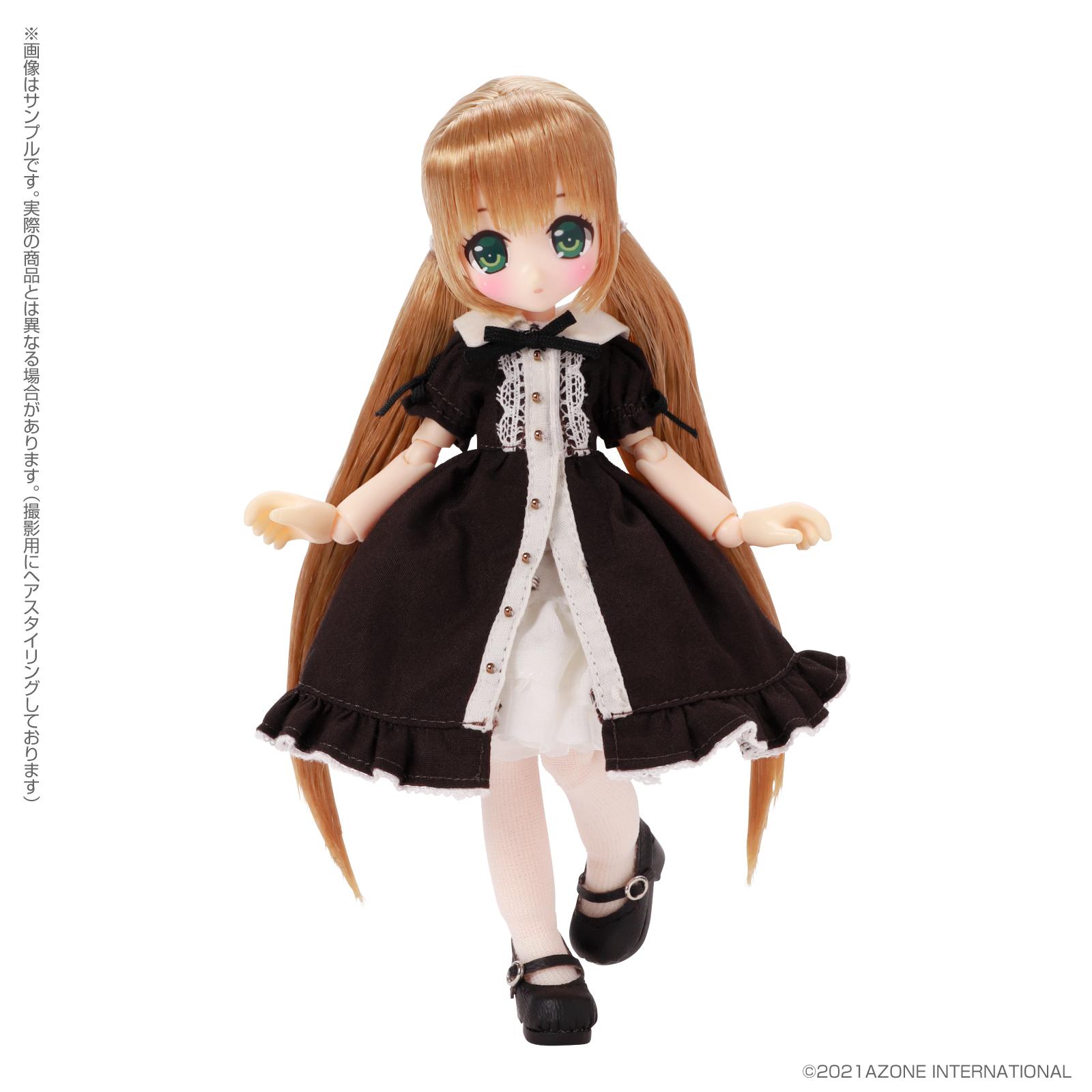 Lil'Fairy ~ちいさなお手伝いさん~『リプー 7th anniv.(ノーマル口ver.)』1/12 完成品ドール-010