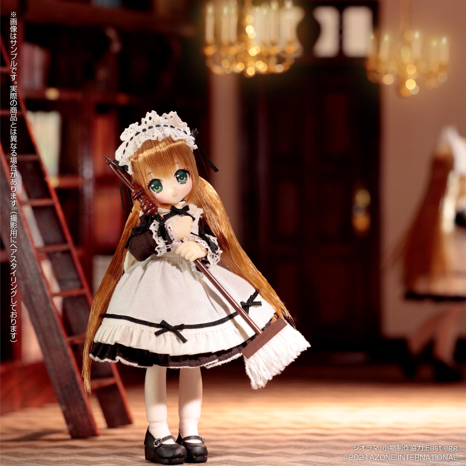Lil'Fairy ~ちいさなお手伝いさん~『リプー 7th anniv.(ノーマル口ver.)』1/12 完成品ドール-011