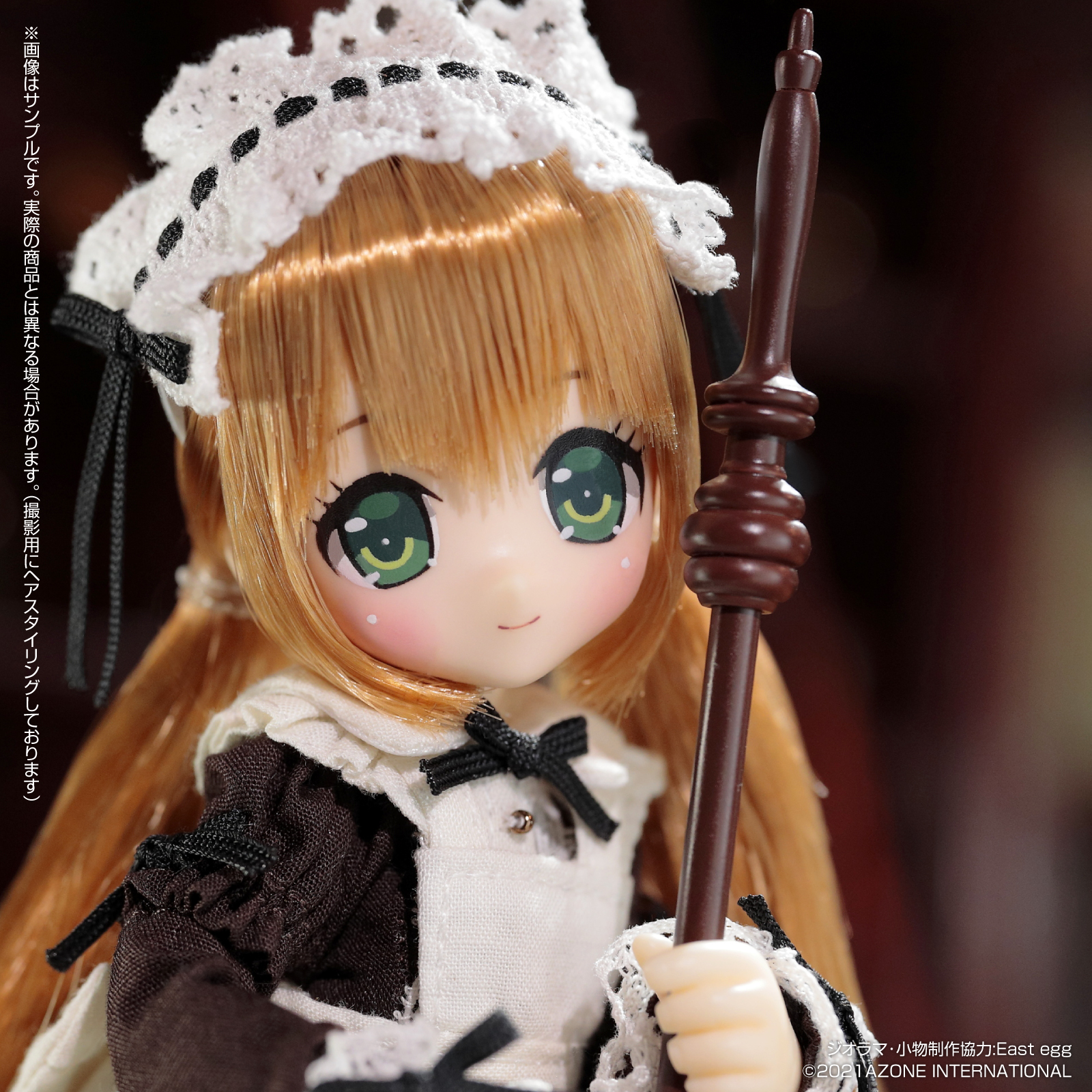 Lil'Fairy ~ちいさなお手伝いさん~『リプー 7th anniv.(ノーマル口ver.)』1/12 完成品ドール-013